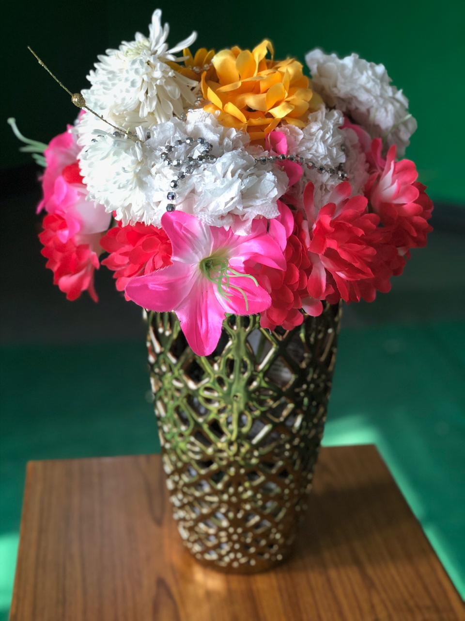 Hats of Knowledge & Flower and Bouquet Arrangement