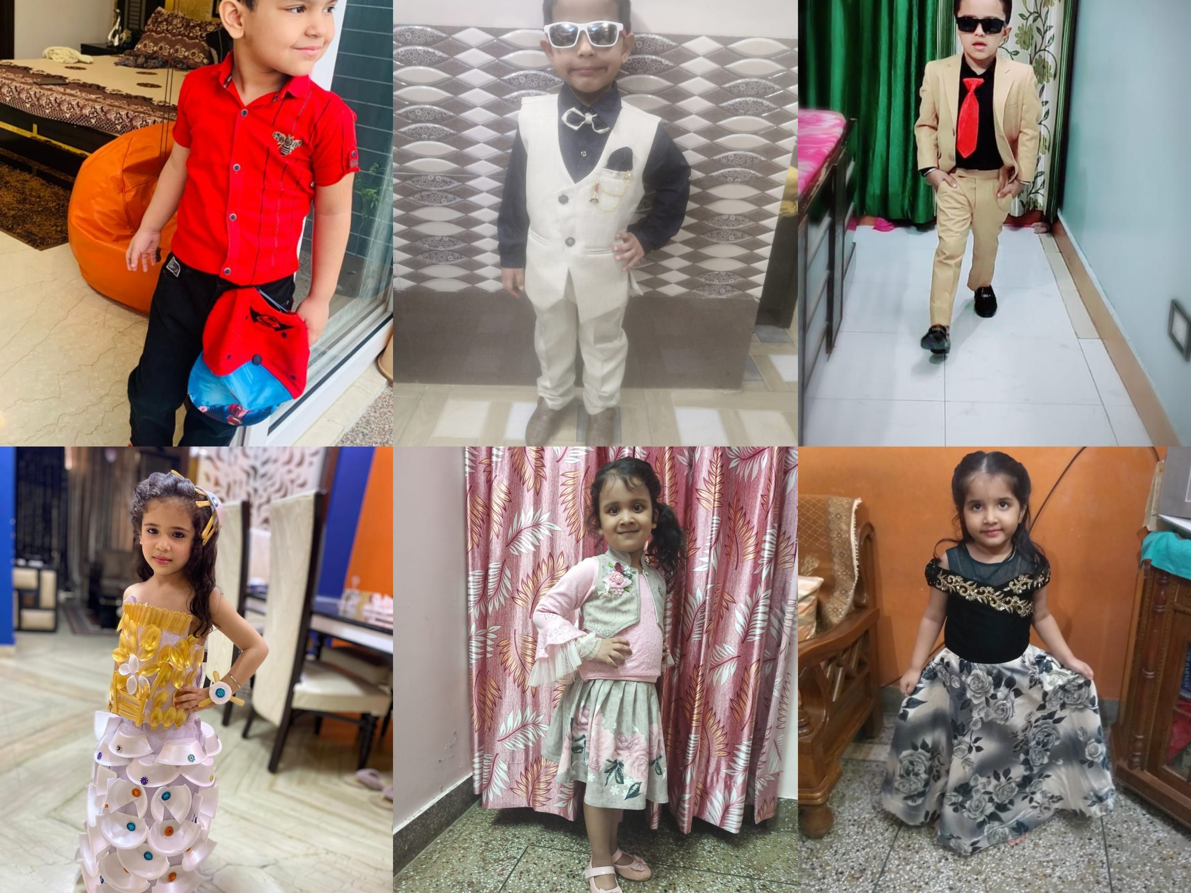 Ramp walk for Nursery & Prep