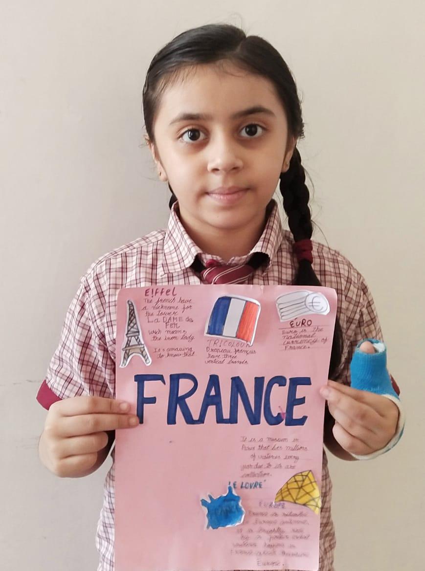 French Activity- La fête Nationale