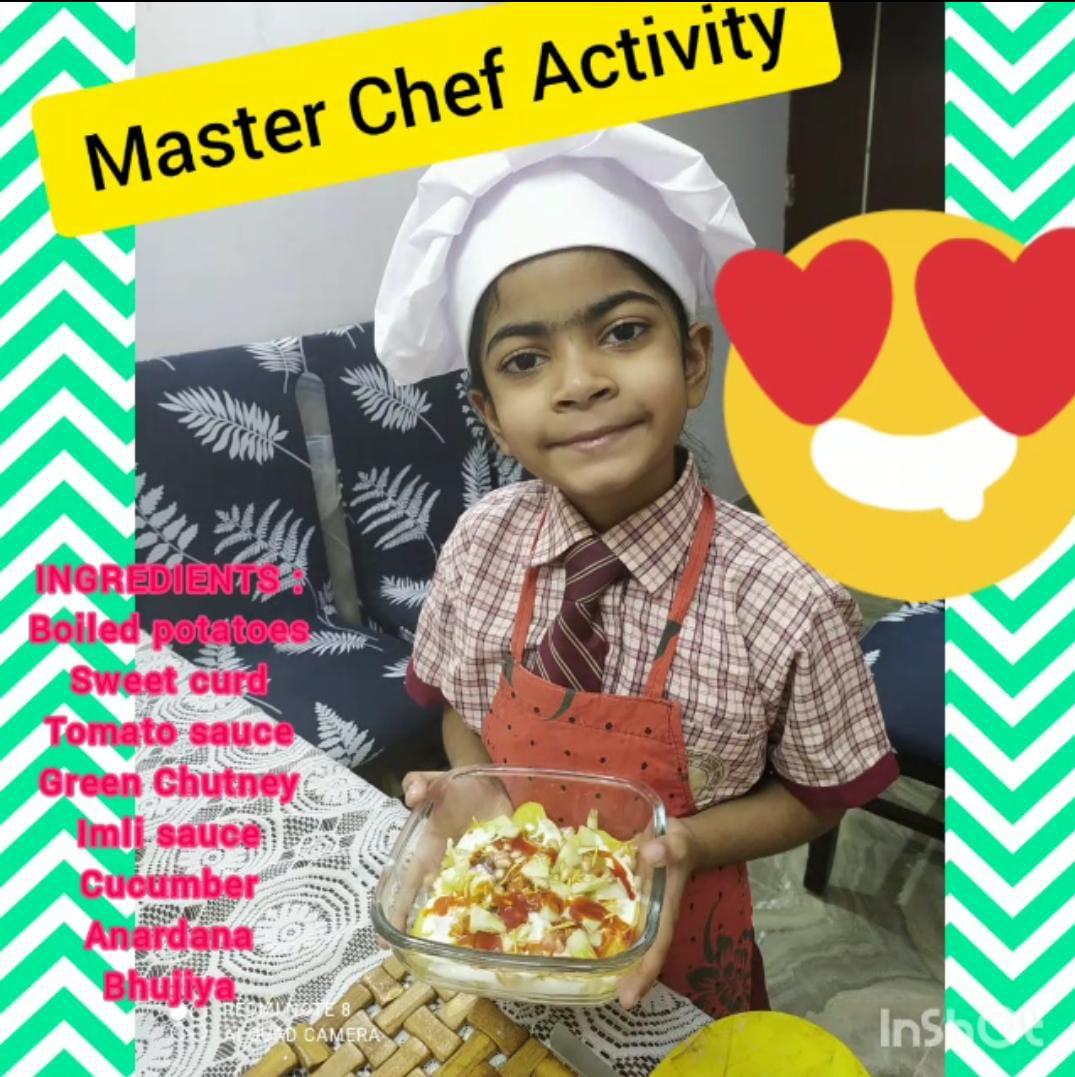 Master Chef Activity