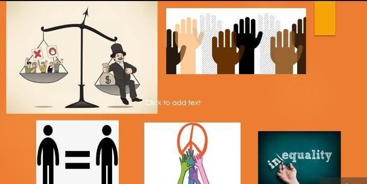 Digital Presentation on Social Concerns