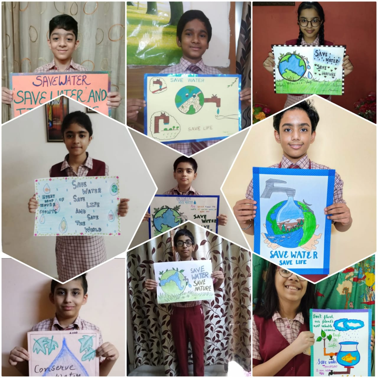 Water Conservation  Day