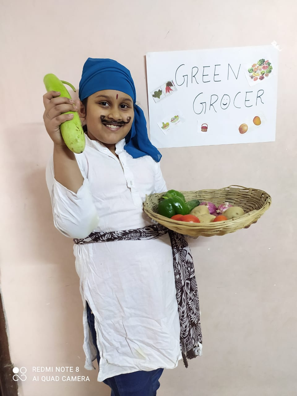REPORT ON'GREEN GROCERS' ACTIVITY